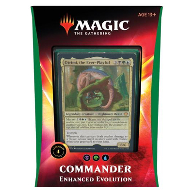 MTG: Commander Deck 2020: Erweiterte Evolution – DE