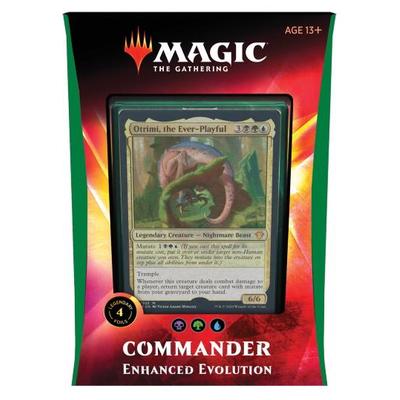 Magic: Commander Deck 2020: Erweiterte Evolution – DE