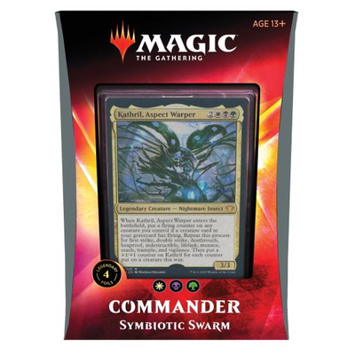 Magic: Commander Deck 2020: Symbiotic Swarm – EN