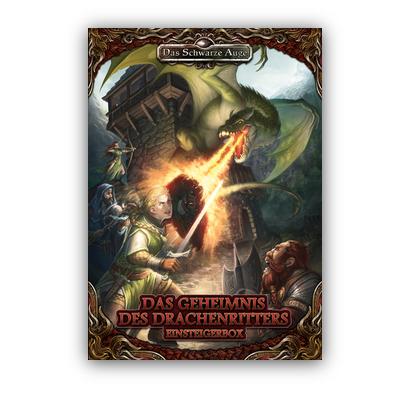 DSA5: Einsteigerbox – Das Geheimnis des Drachenritters – DE