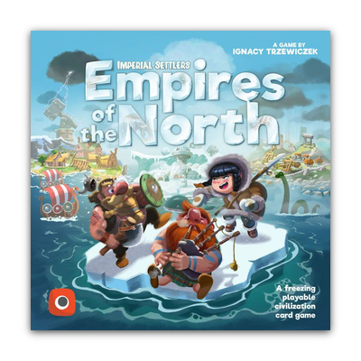 Imperial Settlers: Empires of the North – EN