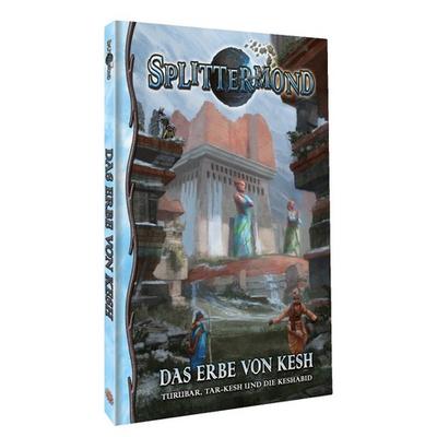 Splittermond: Das Erbe von Kesh (HC) – DE