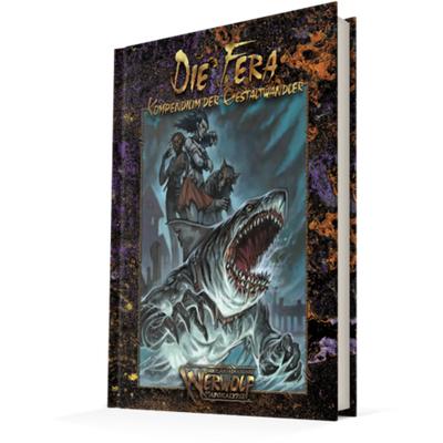 Werwolf: Die Apokalypse (W20): Die Fera – DE