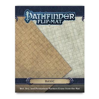 Pathfinder: Flip-Mat – Basic