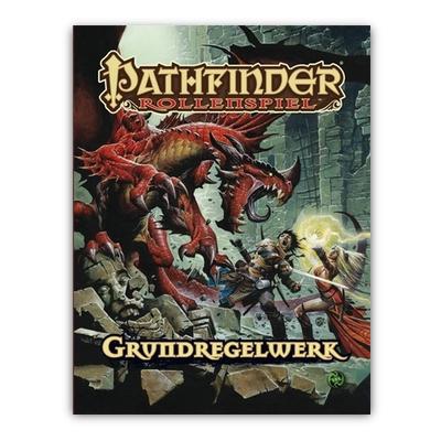 """Pathfinder: Grundregelwerk """"Taschenbuch"""" – DE"""