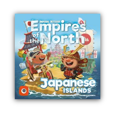 Imperial Settlers: Empires of the North – Japanese Island – EN