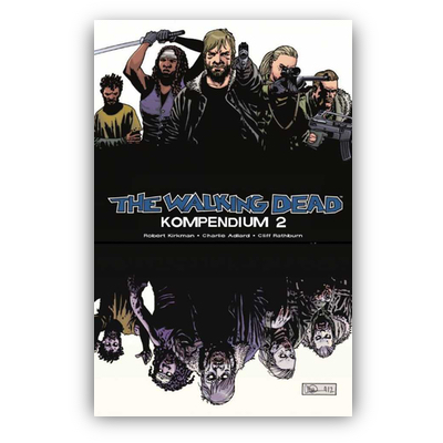 The Walking Dead – Kompendium 2 (SC) – DE