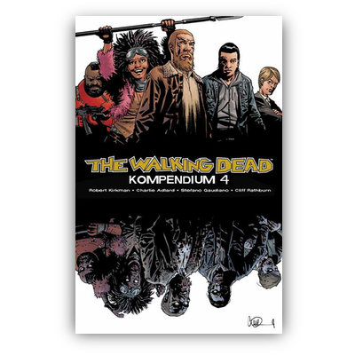 The Walking Dead – Kompendium 4 (SC) – DE