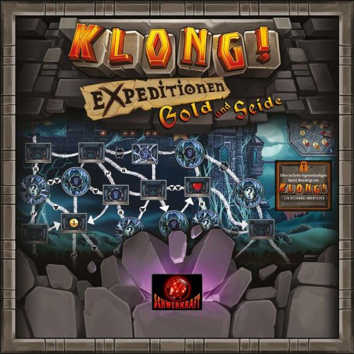 Klong!:Gold und Seide – DE