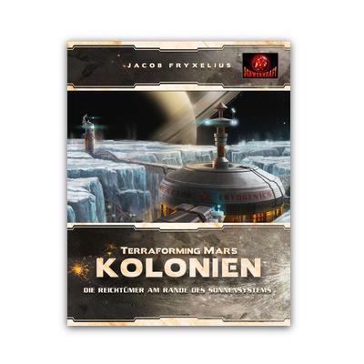 Terraforming Mars: Kolonien – DE