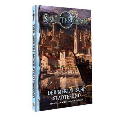 Splittermond: Der Mertalische Städtebund (HC) – DE