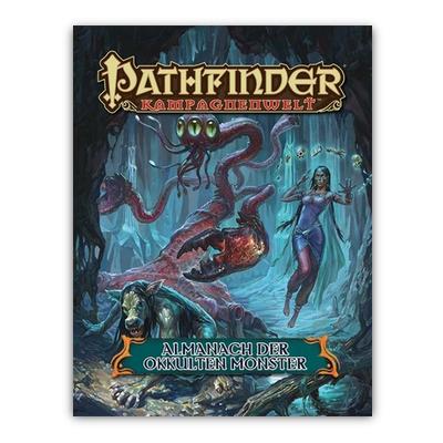Pathfinder: Kampagnenwelt – Almanach der okkulten Monster – DE