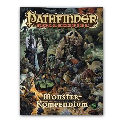 "Pathfinder: Monster-Kompendium ""HC"" – DE"