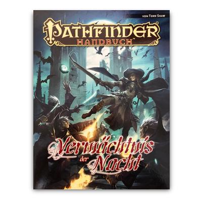 Pathfinder: Handbuch – Vermächtnis der Nacht – DE