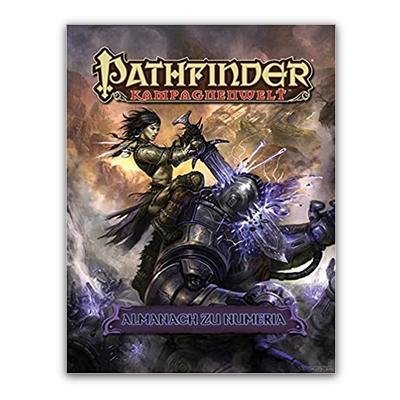 Pathfinder: Kampagnenwelt – Almanach zu Numeria – DE