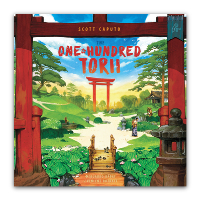 The One Hundred Torii – EN