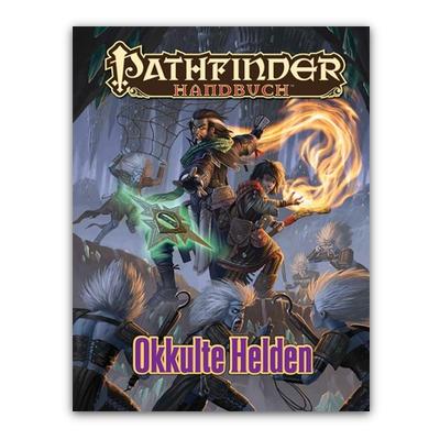 Pathfinder: Handbuch – Okkulte Helden – DE