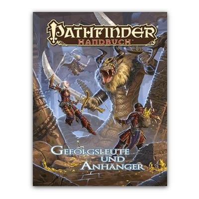 Pathfinder: Handbuch – Gefolgsleute und Anhänger – DE