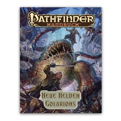 Pathfinder: Handbuch – Neue Helden Golarions – DE