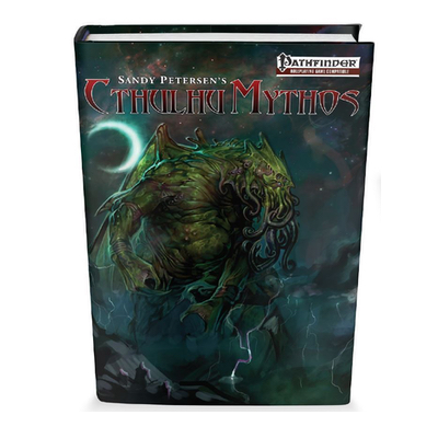 Sandy Petersens Cthulhu Mythos for Pathfinder – EN