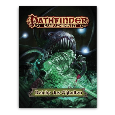 Pathfinder: Kampagnenwelt – Almanach der Reiche des Okkulten – DE