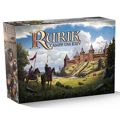 """Rurik: Kampf um Kiev """"Deluxe Edition mit Miniaturen"""" – DE"""