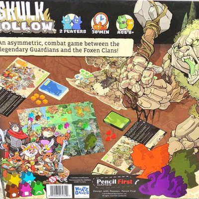 Skulk Hollow – EN