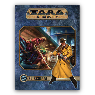 Torg Eternity: Spielleiterschirm (HC) – DE