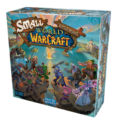Small World: World of Warcraft – DE