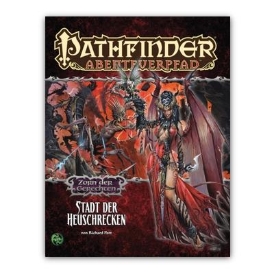 Pathfinder: Abenteuerpfad – Zorn der Gerechten 6/6 – Stadt der Heuschrecken – DE