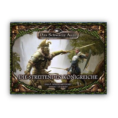 DSA5 Spielkartenset: Die Streitenden Königreiche – DE