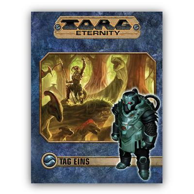 Torg Eternity: Tag 1 Abenteuerband (HC) – DE