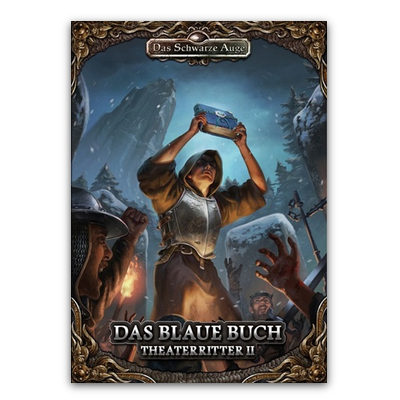 DSA5: Theaterritter 2 – Das blaue Buch (SC) – DE