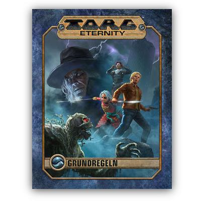 Torg Eternity: Regelwerk (HC) – DE