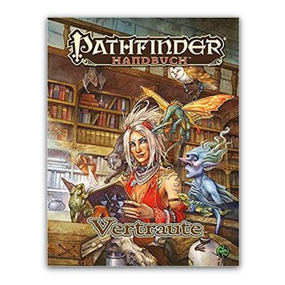 Pathfinder: Handbuch – Vertraute – DE