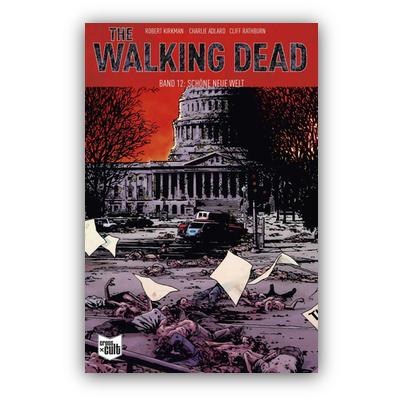 The Walking Dead 12 – Schöne neue Welt (SC) – DE