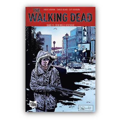 The Walking Dead 15 – dein Wille geschehe (SC) – DE