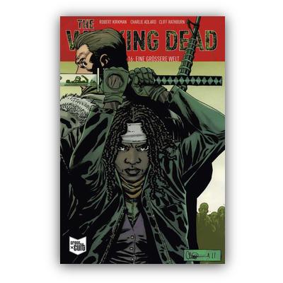 The Walking Dead 16 – eine grössere Welt (SC) – DE