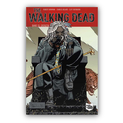 The Walking Dead 18 – Grenzen (SC) – DE