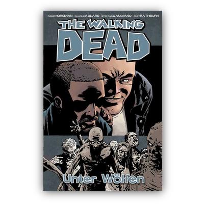 The Walking Dead 25 – Unter Wölfen (HC) – DE