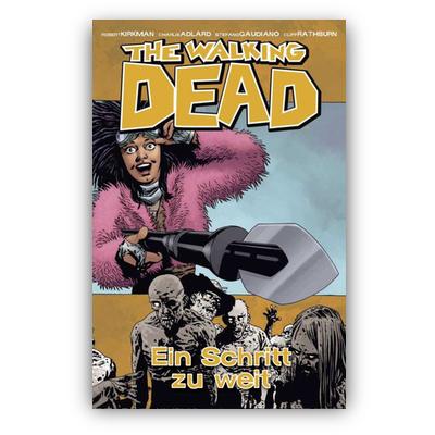 The Walking Dead 29 – Ein Schritt zu weit (HC) – DE