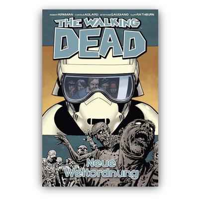 The Walking Dead 30 – Neue Weltordnung (HC) – DE