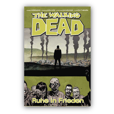 The Walking Dead 32 – Ruhe in Frieden (HC) – DE