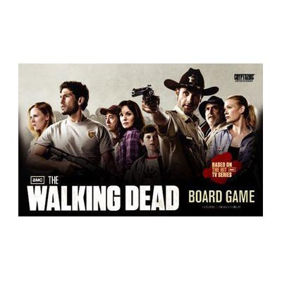 """Walking Dead Boardgame – EN   """"Box damaged"""""""