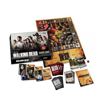 "Walking Dead Boardgame – EN   ""Box damaged"""