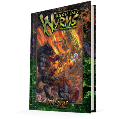 Werwolf: Die Apokalypse (W20): Buch des Wyrms – DE