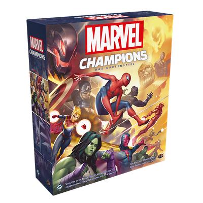 Marvel Champions: Das Kartenspiel – DE (Release Frühjahr 2021)