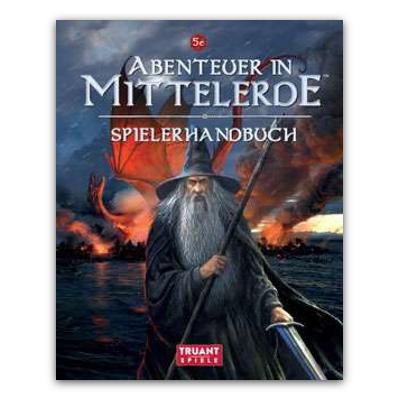 Abenteuer in Mittelerde: Spielerhandbuch (HC) – DE
