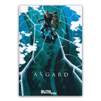 Asgard: Gesamtausgabe (HC) – DE