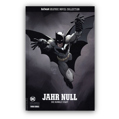 Batman Graphic Novel Collection 1: Jahr Null – Die dunkle Stadt (HC) – DE